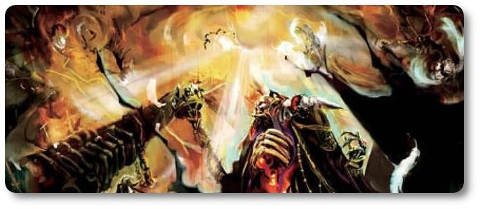 """""""Overlord"""": primeiro volume da edição física da light novel já se encontra em pré-venda"""
