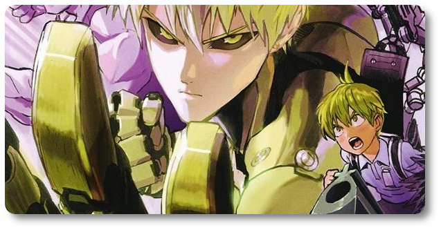 "Mangá ""One-Punch Man"" deve ter sobrecapa a partir do volume 19"