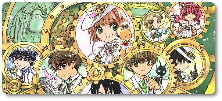 """Capítulo 44 de """"Sakura Clear Card Arc"""" já está disponível"""