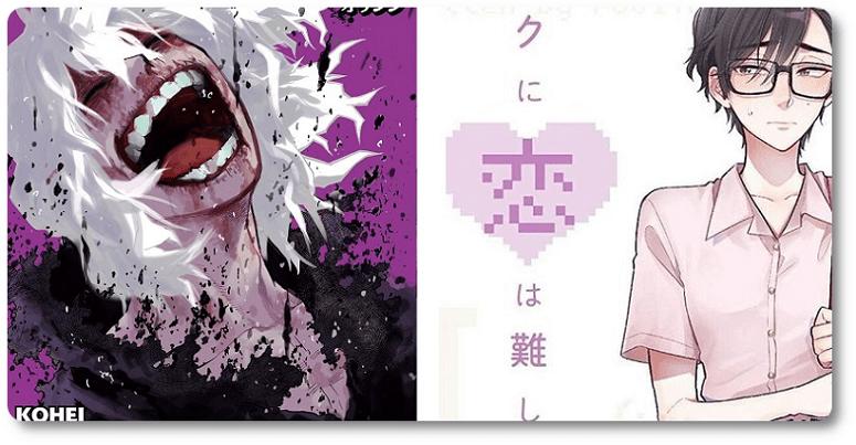 Novos Volumes de Mangás no Japão (Dez/2019)