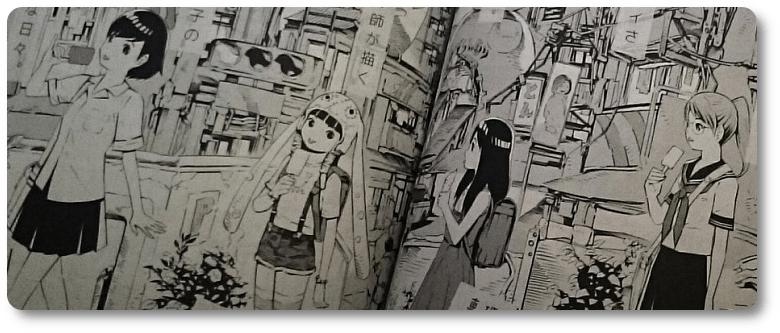 NI 428. Akihito Yoshitomi, autor de After School of the Earth, lançará um novo mangá no Japão