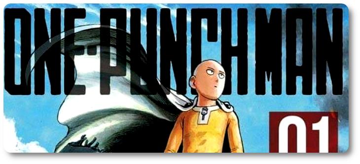"""NI 462. Mangá """"One-Punch Man"""" ganha (mais) uma capa variante na ITÁLIA."""