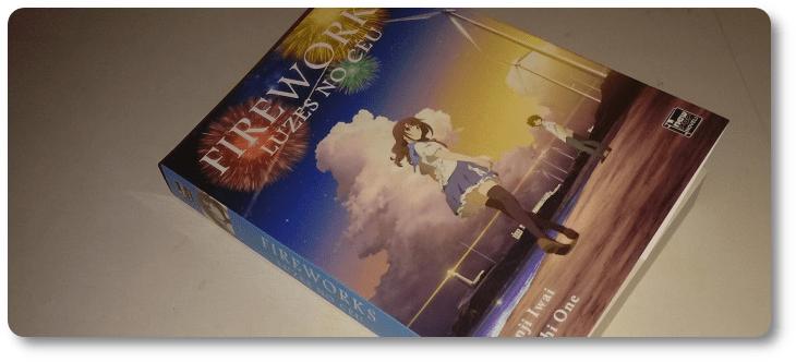 Resenha: Fireworks – Luzes no Céu (Livro)