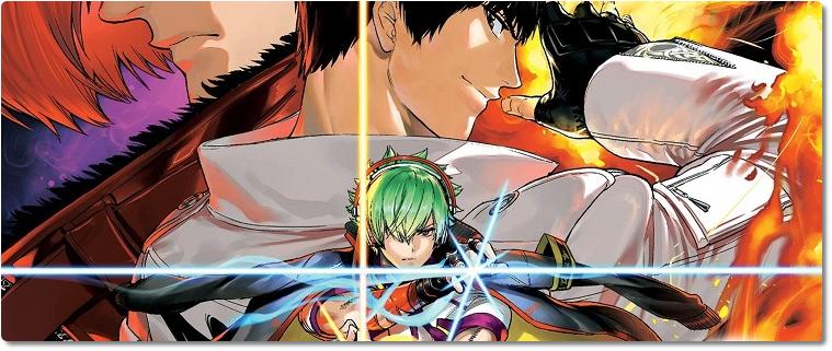 "NI 473. Mangá ""The King of Fighters: A New Beginning"" deve ser concluído ainda em 2020"