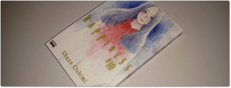 Resenha: Happiness, de Shuzo Oshimi