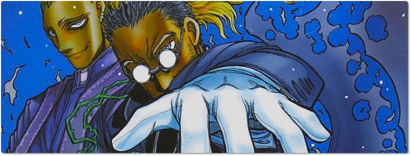 "Memória: Há 5 anos, JBC relançava o mangá ""Hellsing"""