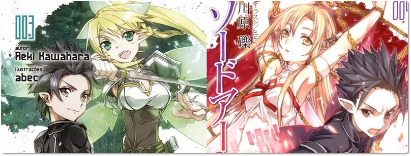 """Panini lança em junho a light novel """"Sword Art Online – Fairy Dance"""""""