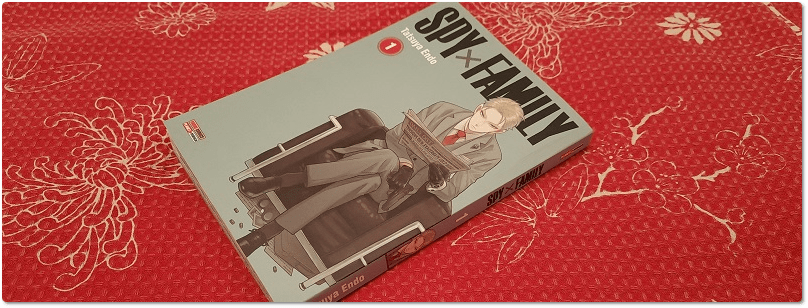 Resenha: Spy x Family #01