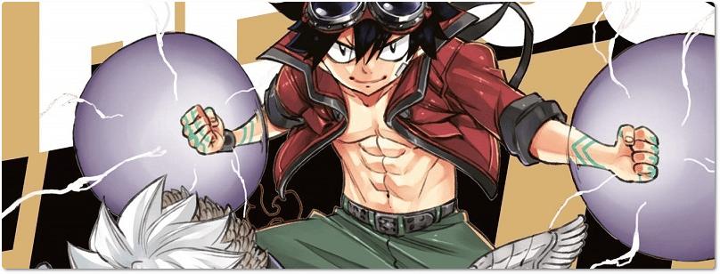 """JBC confirma versão impressa de """"Mashima Hero's"""""""