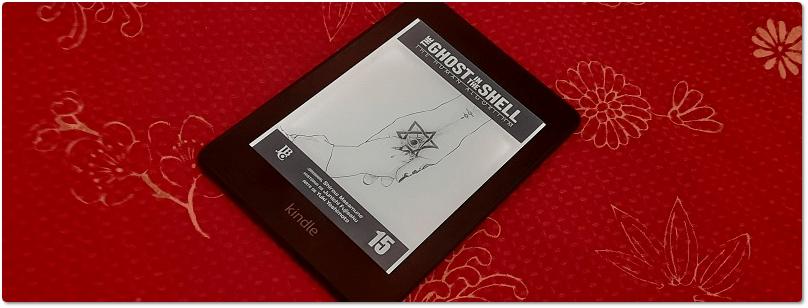 """JBC publica o capítulo 15 de """"Gits – Human Algorithm"""""""