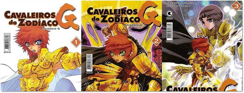 """NewPOP relançará """"Cavaleiros do Zodíaco – Episódio G"""""""