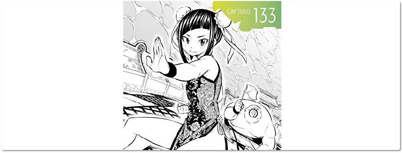 """JBC publica o capítulo 133 de """"Edens Zero"""""""