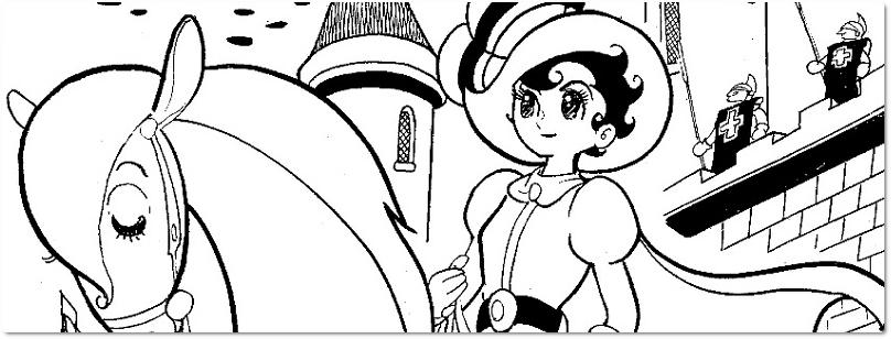 """JBC divulga a capa e o preço de """"A Princesa e o Cavaleiro"""""""