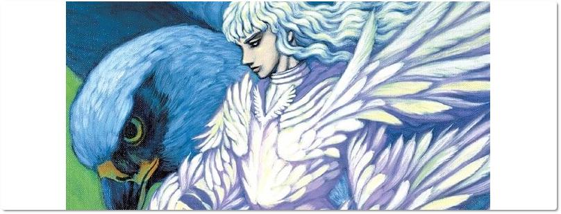 """Reimpressão de mais volumes de """"Berserk"""" em pré-venda"""