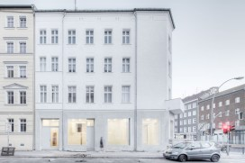 Centre For Contemporary Drawing; Architekt: Fabian Wichers/NORD STUDIO, Berlin