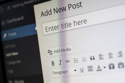 ワードプレスでブログ作成するときバックアップとしての下書きは必要か?