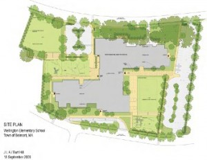 Wellington School Site Plan - Now Available Online