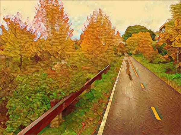 Fitchburg Cutoff Path