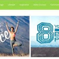 J'ai testé : les cours de yoga en ligne.