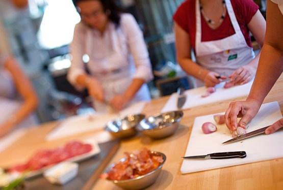 atelier cuisine equipe