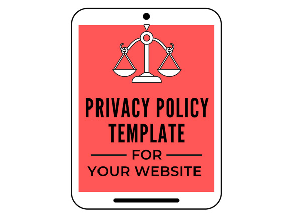 legal template bundle - privacy policy template