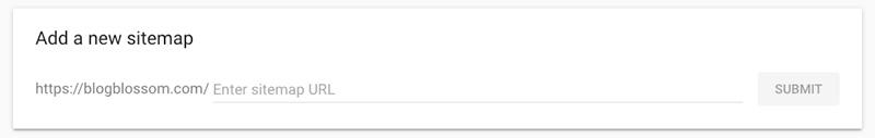 wordpress google search console sitemap