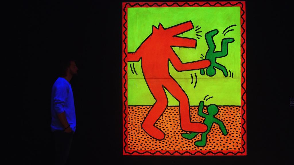 Keith Haring X Blog Bohème