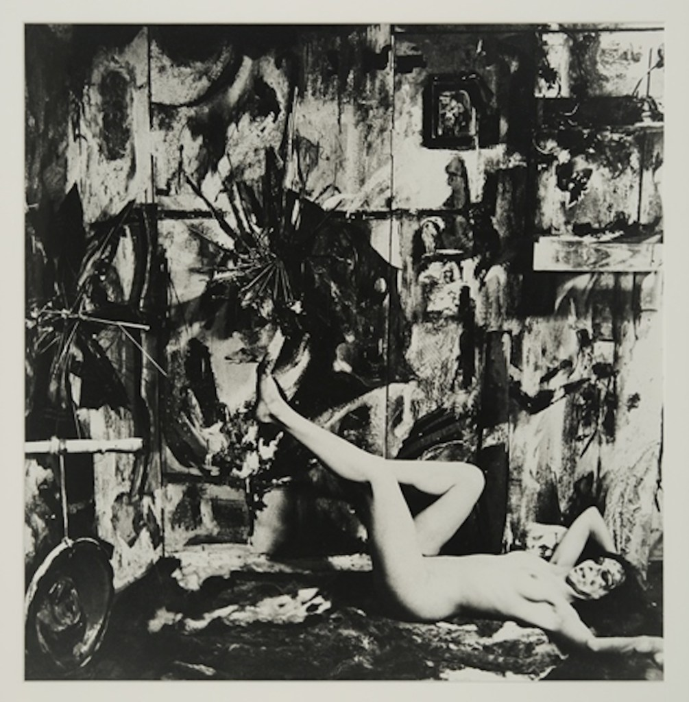 © Carolee Schneemann Eye Body 1963