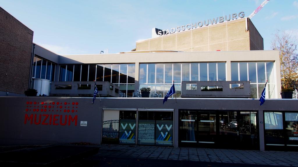 Muzieum Nijmegen 2015 © Michael André Ankermüller