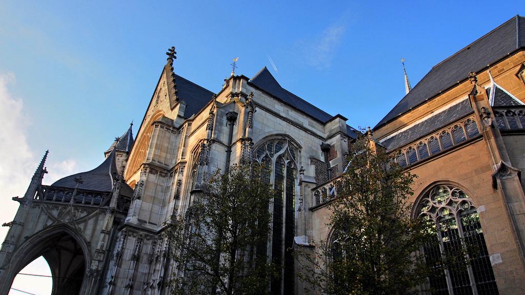 Stevenskerk, Nijmegen 2015 ©Michael André Ankermüller