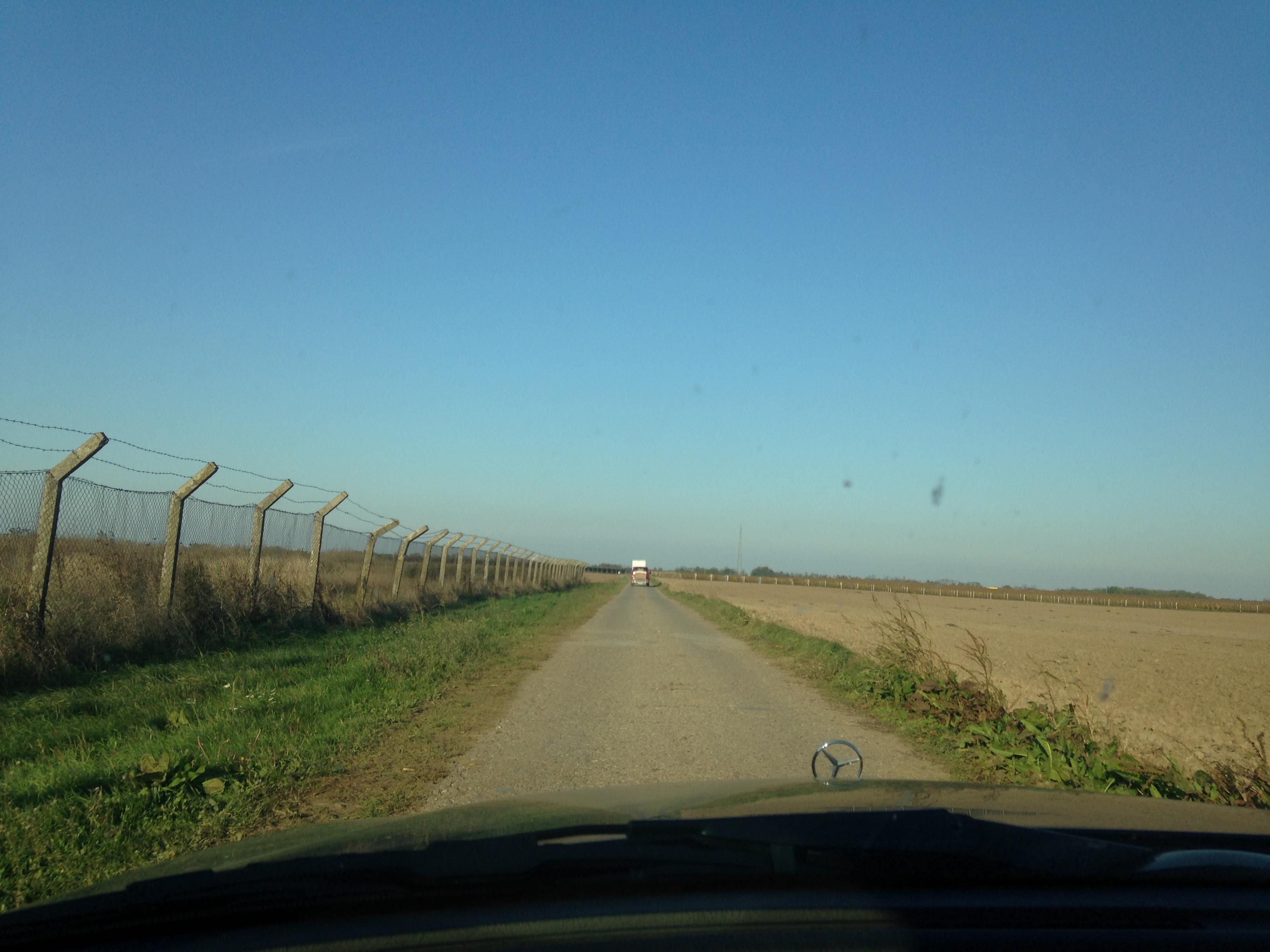 Auf dem Weg nach Slowenien (Foto: Mathias Junkert)