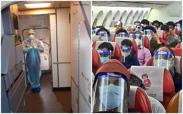 Vande Bharat Mission New Travel Rules