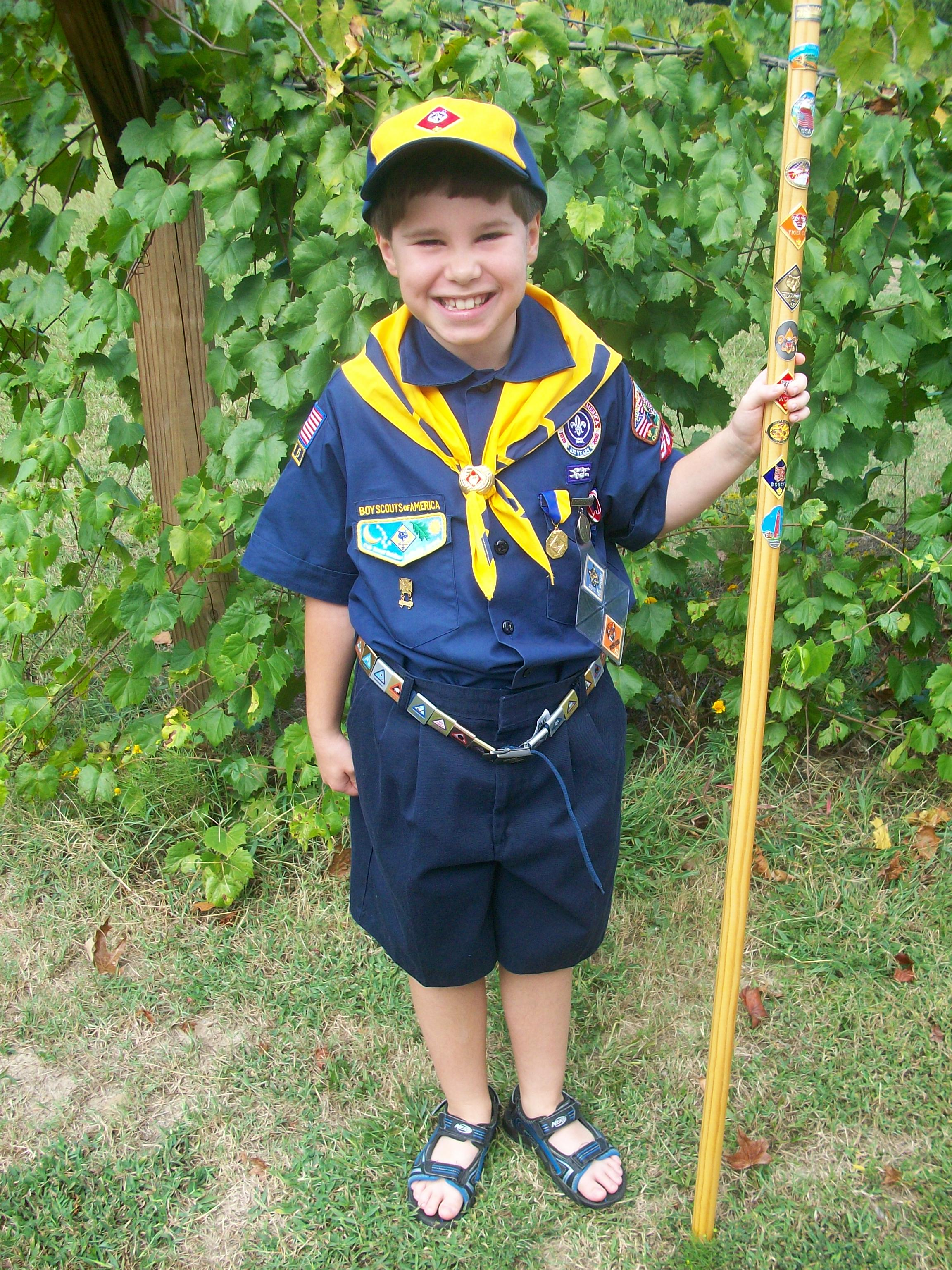 Scout Sunday Honoring God And Scouts By Michele Babcock