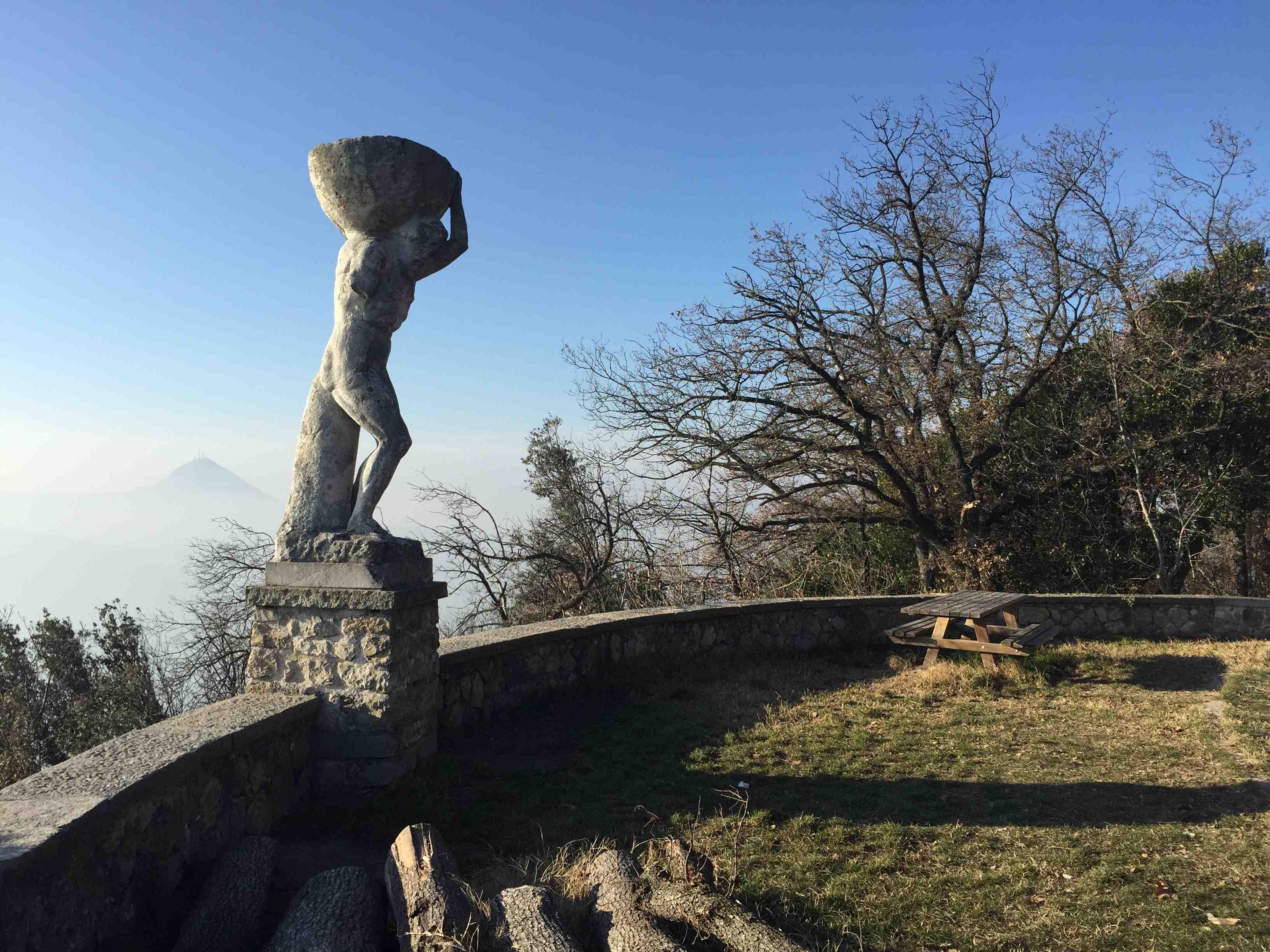 Monselice Il Sacro Monte e lEremo