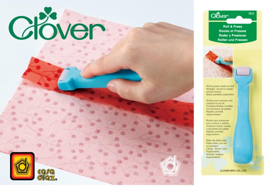 Rodillo abre costuras clover