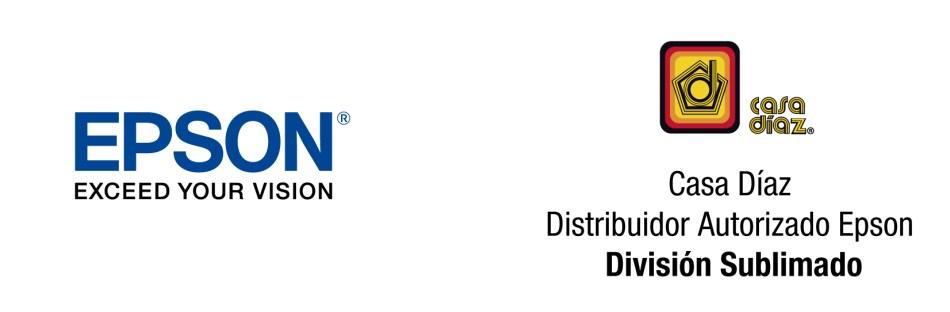 Casa Díaz Distribuidor Autorizado Epson - División Sublimado