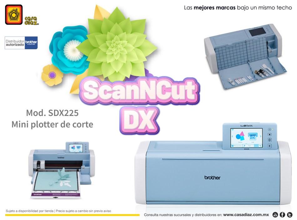 Scan N Cut SDX225