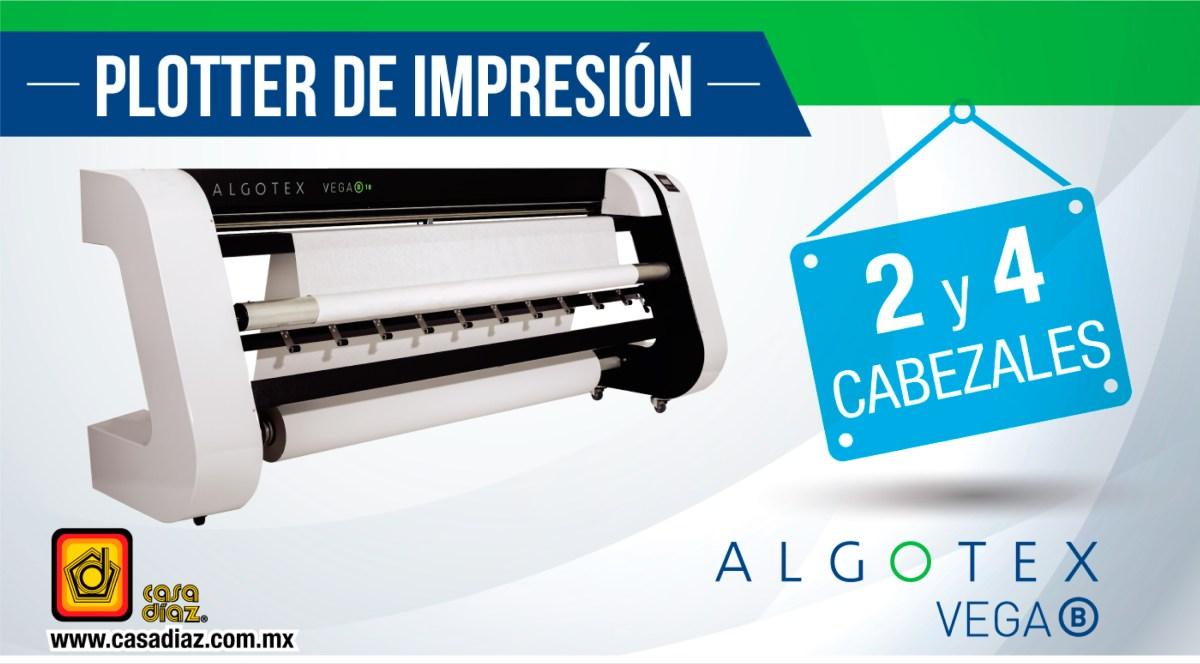 Plotter de impresión Vega