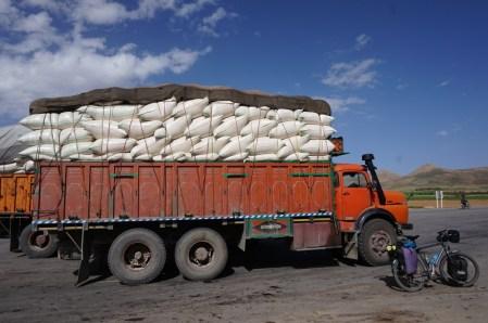 40 Tonnen VS 40 Kg