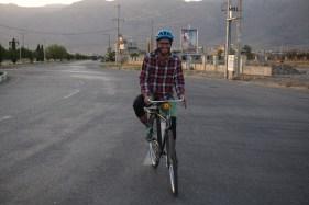 ein tüpisch iranisches Radl