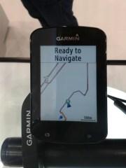 Garmin Edge 820 Karte