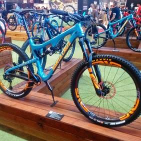 Santa Cruz Bronson Carbon CC mit SRAM XX1 nur 14,4 kg