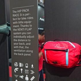 EVOC Hip Pack 3L - Gürteltaschen sind wieder im Kommen: Perfekt für die Feierabendrunde, ausgestattet mit durchdachten Features und Belüftungssystem