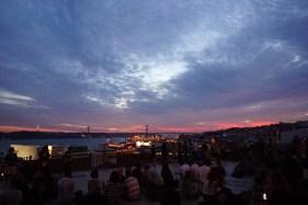 Konzert zum Abschied von Lisbon