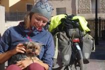 Carina schließt Frieden mit Hunden