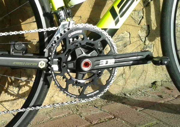 Rotor an Daniels Rad