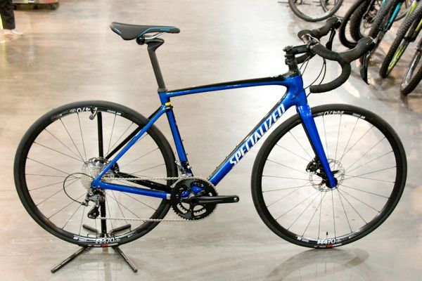 Specialized Roubaix 2017