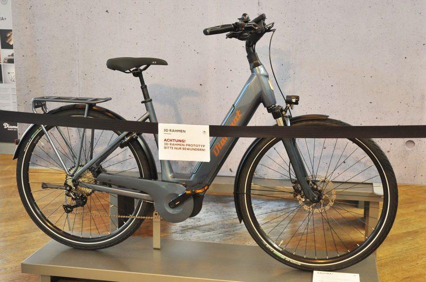 Diamant e-Bike Integrated 2018