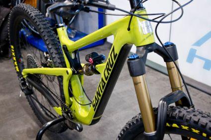 Hightower LT etwa 12,5Kg für das Komplettbike