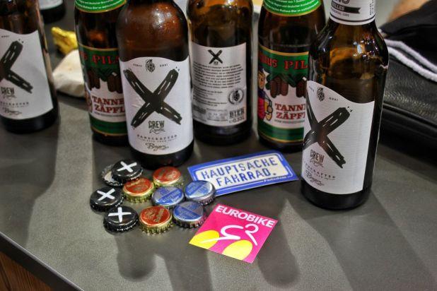 Bierkultur auf der Eurobike